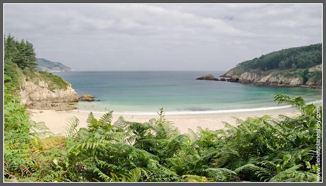 Playas de Galicia: Playa de Xilloi O Vicedo