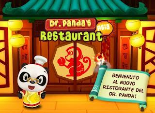 gioco Dr. Panda Ristorante Asia