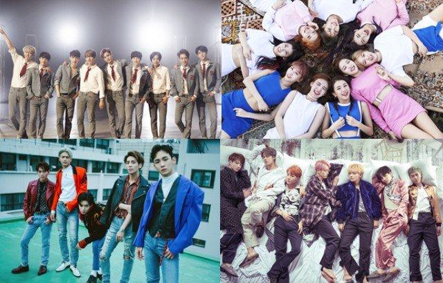 2016 MBC 歌謠大祭典 出演名單公開 - KPN 韓流網