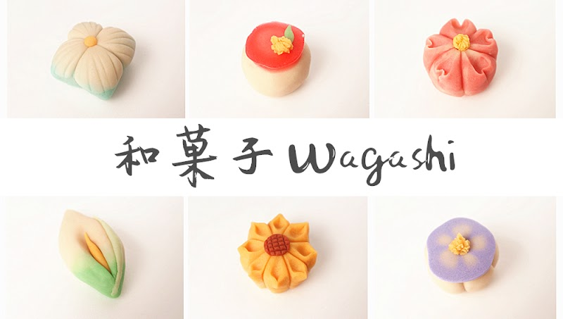 Wagashi 和菓子 화과자