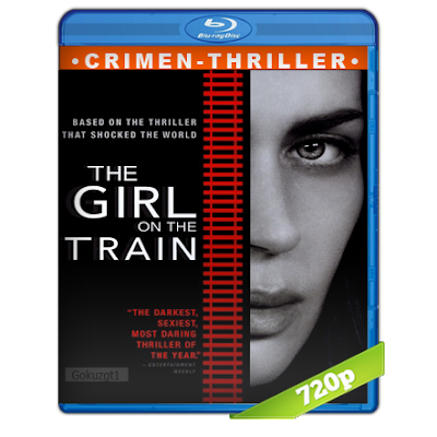 La Chica Del Tren (2016) BRRip 720p Audio Trial Latino-Castellano-Ingles 5.1
