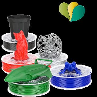 Come cambiare colore oggetti stampa 3D