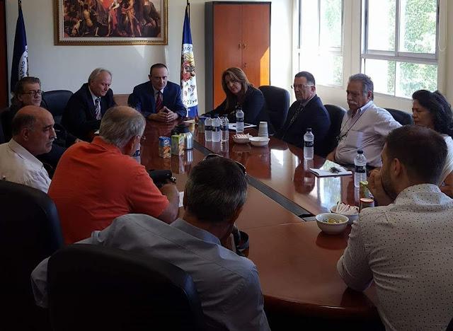 Επίσκεψη Ανδριανού σε ΑΠΘ, ΤΕΙ Θεσσαλονίκης και ΠΑΜΑΚ