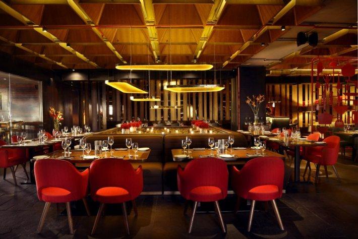 Ý tưởng thiết kế nhà hàng,nhà hàng phong cách Ấn Độ
