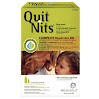 Quit Nits Natural Complete Head Lice Removal Kit, Kills and Prevents Lice and Lice Eggs, Treatment for Lice 1 Kit