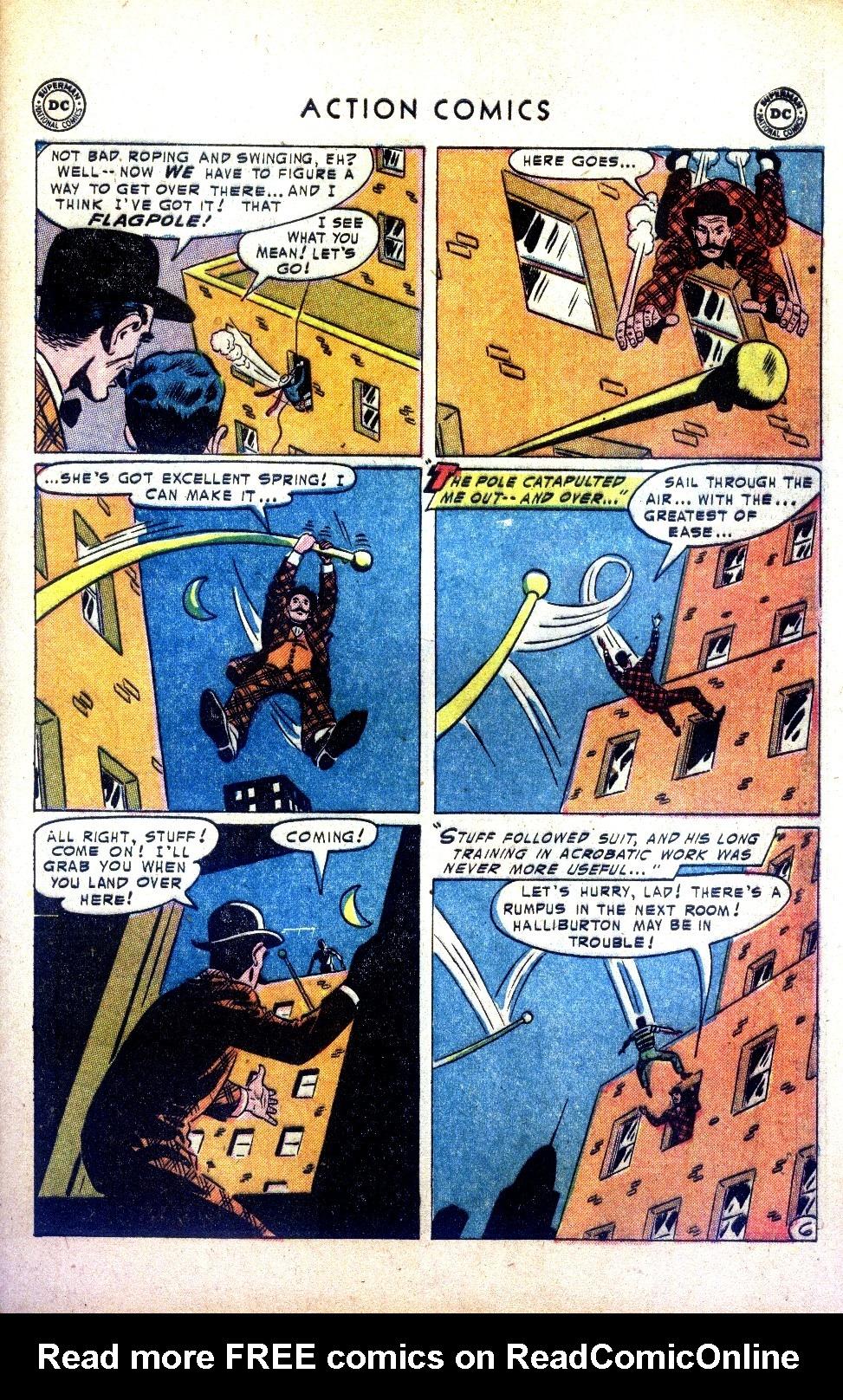 Action Comics (1938) 195 Page 38