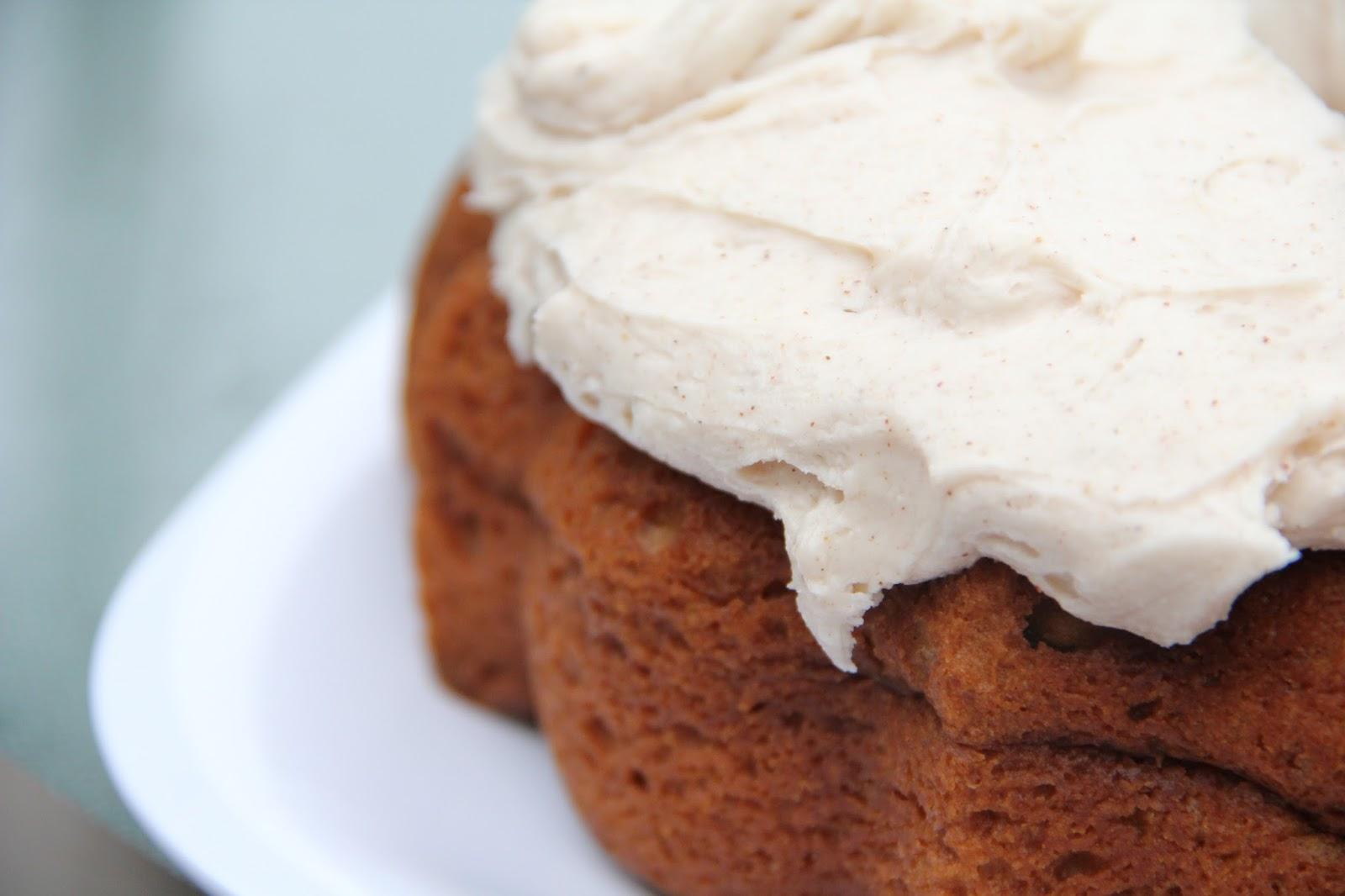Mix And Match Mama Pumpkin Spice Bundt Cake