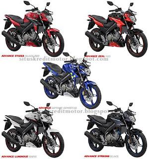 Harga Kredit Motor Yamaha Vixion Bekas