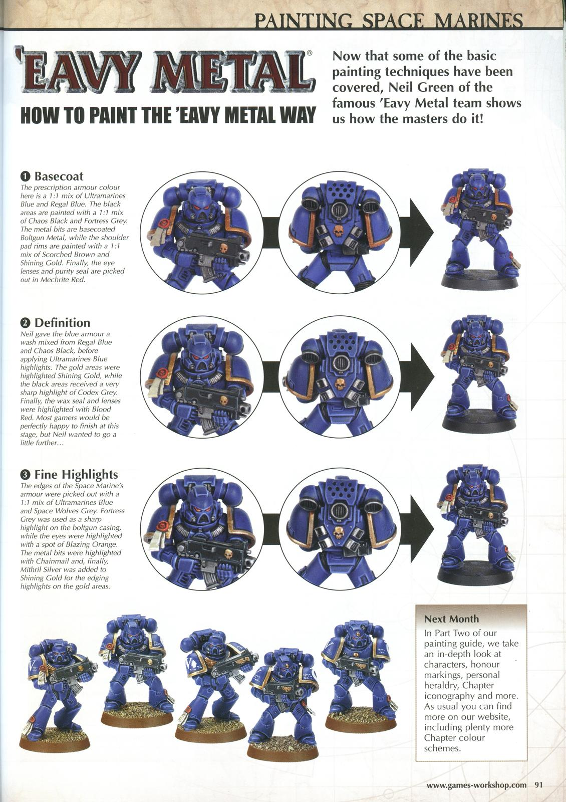 Til That Ultramarine Blue Is Not How Ultramarines Are