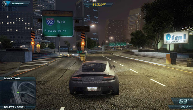 Nfs most wanted pc full version | Need for Speed Most Wanted