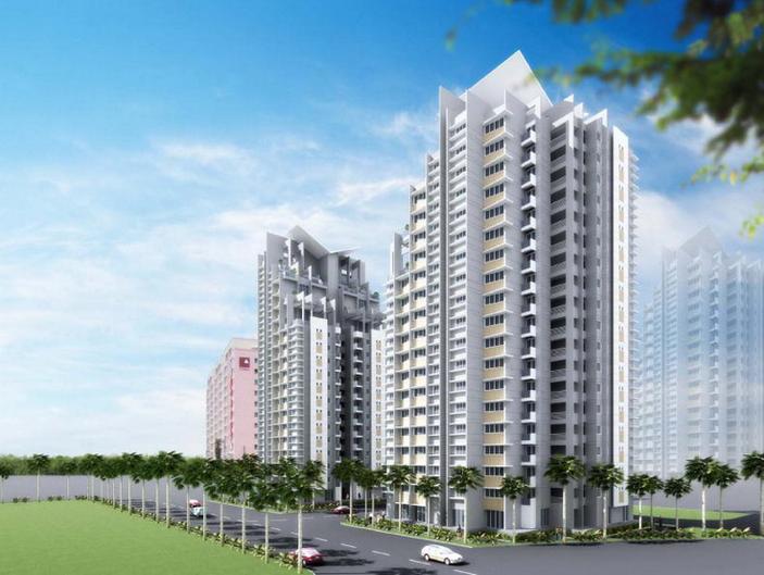 Phối cảnh dự án chung cư Vinhomes Nguyễn Trãi