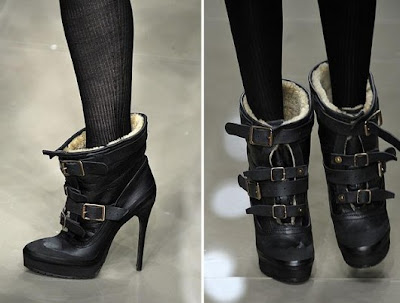Hiking Boot Trend this Winter