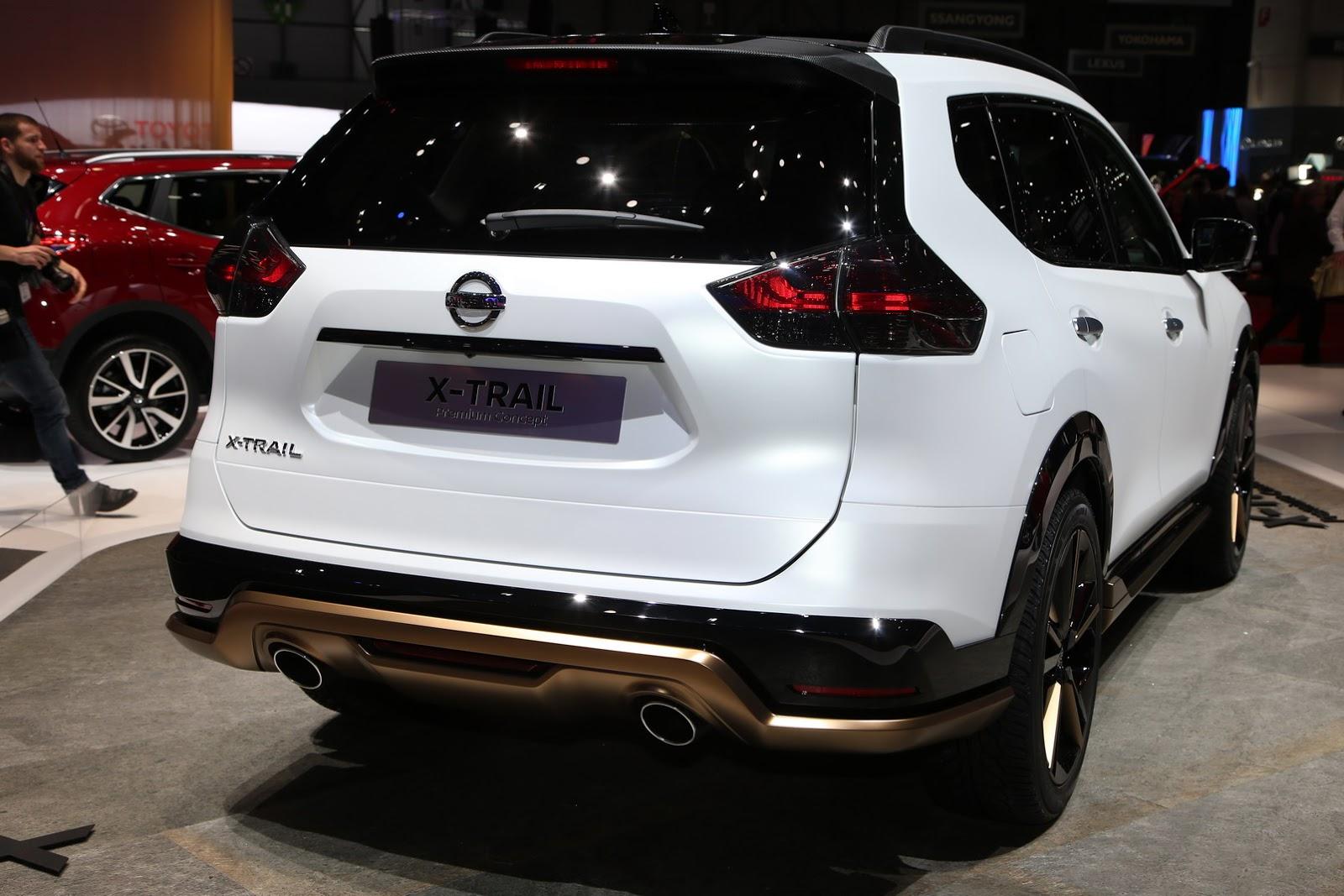 Nissan's Qashqai And X-Trail Premium Concepts Hint At ...