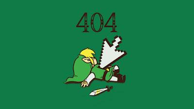 Yep, it's a dead Link pun. Sorry.