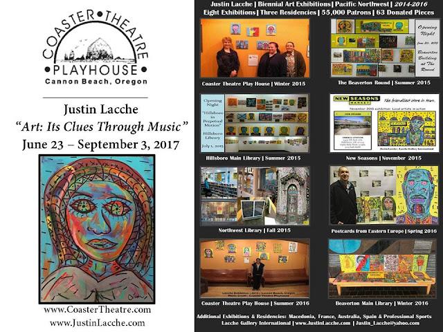 2017 | Justin Lacche | Coaster Theatre Playhouse (Cannon Beach, Oregon)