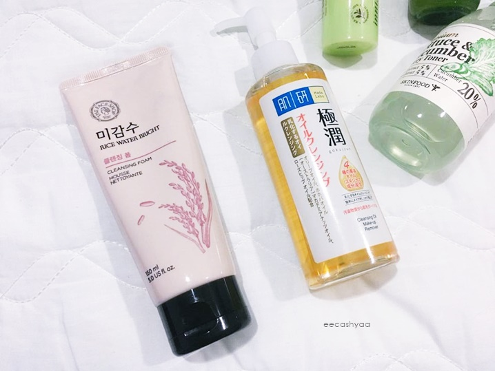 korean skincare routine
