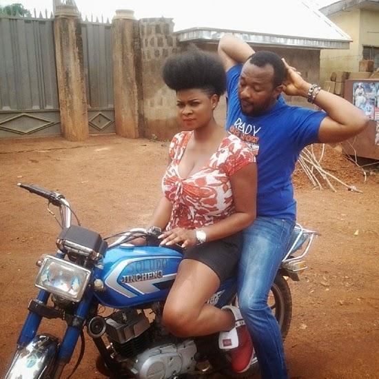 Cameroonian Actress Brunhilda Njua Exposes Boobs On -1269