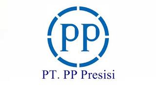 Lowongan Kerja PT PP (Persero) Tbk Tahun 2018