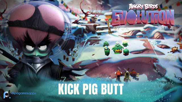 Download Angry Birds Evolution MOD APK Latest Version