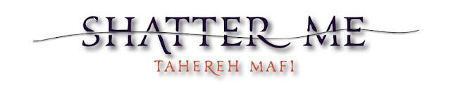 """News: Booktrailer do livro """"Estilhaça-me"""" (Shatter Me, #1) da autora Tahereh Mafi.   17"""