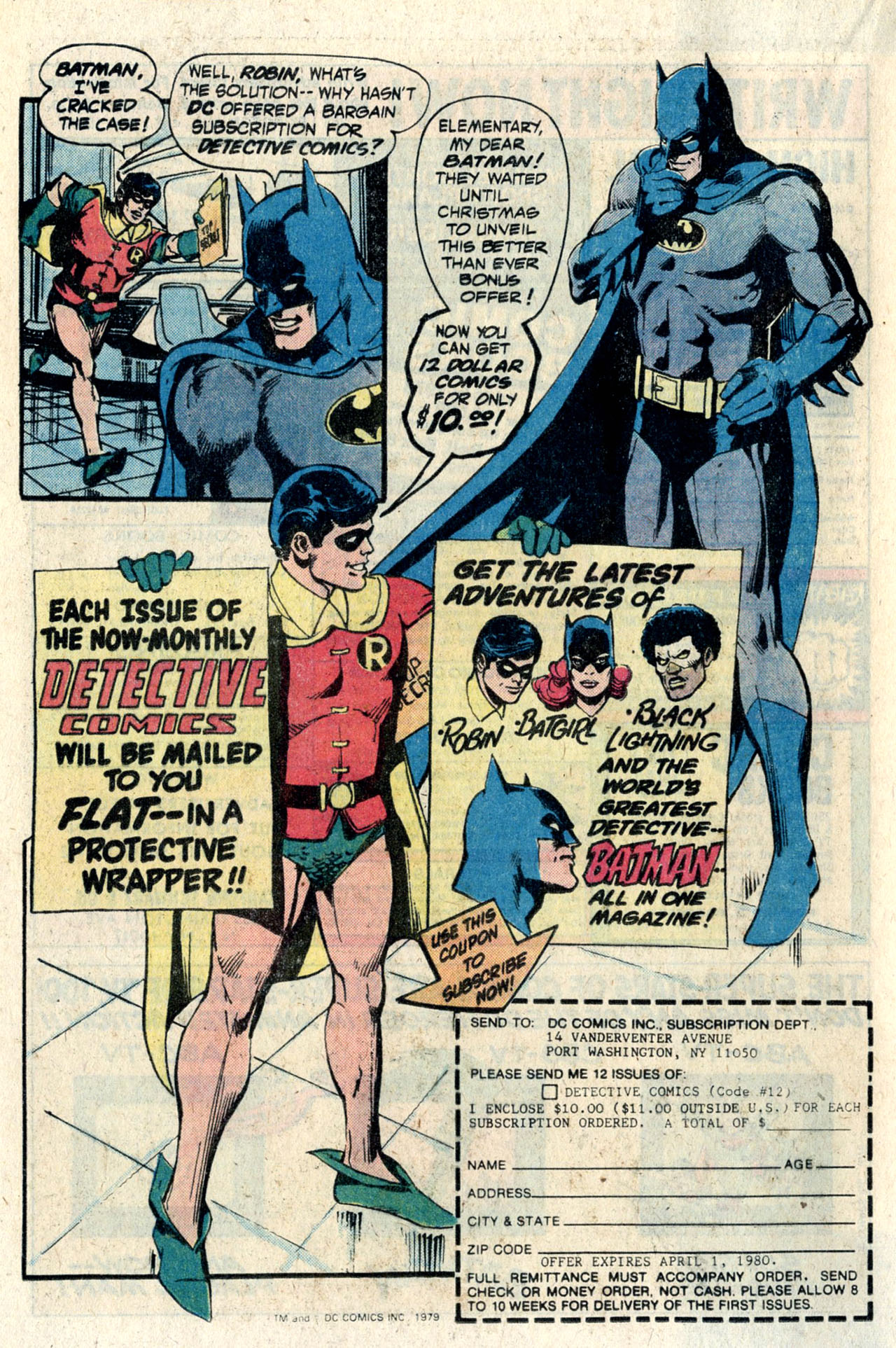 Detective Comics (1937) 489 Page 43