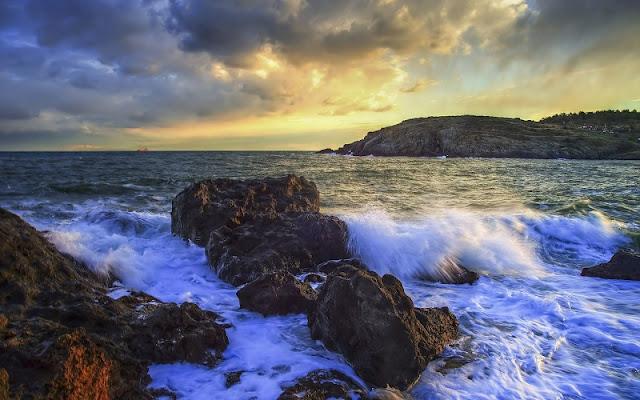 243. Clases de relajación usando el mar