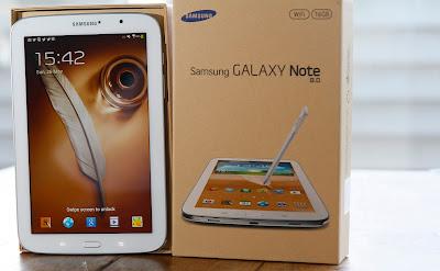 Download Firmware Samsung Galaxy Note 8 GT-N5100