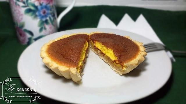 десерт из лимонов