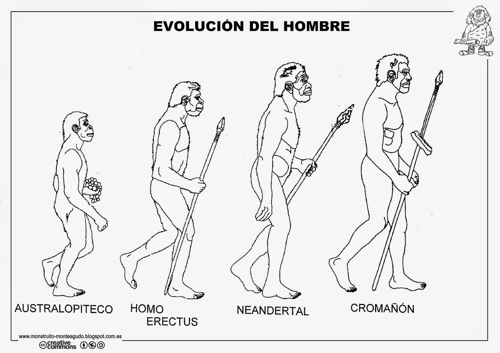 Dibujos De Prehistoria Para Ninos Para Colorear: Imagenes Prehistoria Para Niños