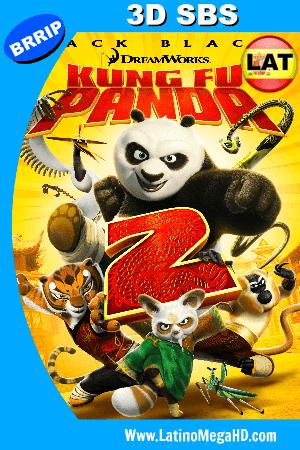 Kung Fu Panda 2 (2011) Latino Full 3D SBS 1080P (2011)