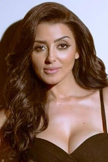 فاتي جمالي (Fati jamali)، ممثلة وعارضة مغربية