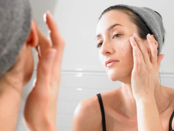 DIY face cleanser