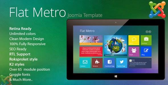 Responsive Multipurpose Joomla Template