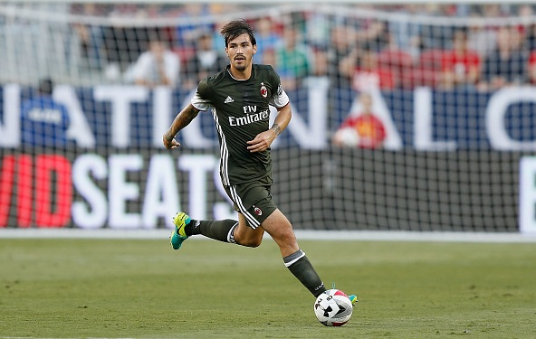 AC Milan reject Chelsea bid for Alessio Romagnoli