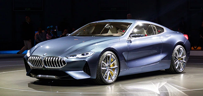 Brand New 2019 Bmw 8 Series Review  Bmw Redesign