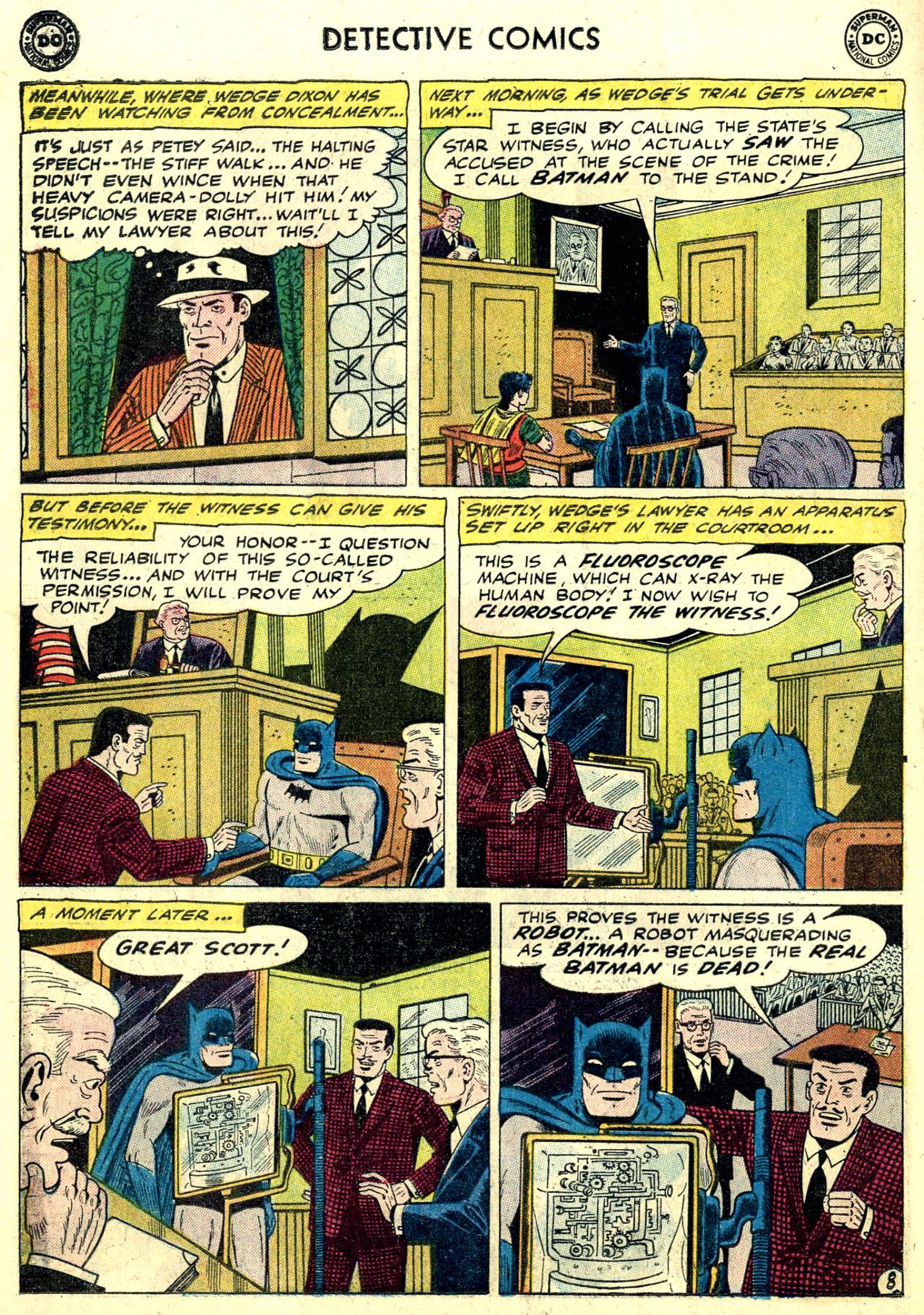 Detective Comics (1937) 281 Page 9