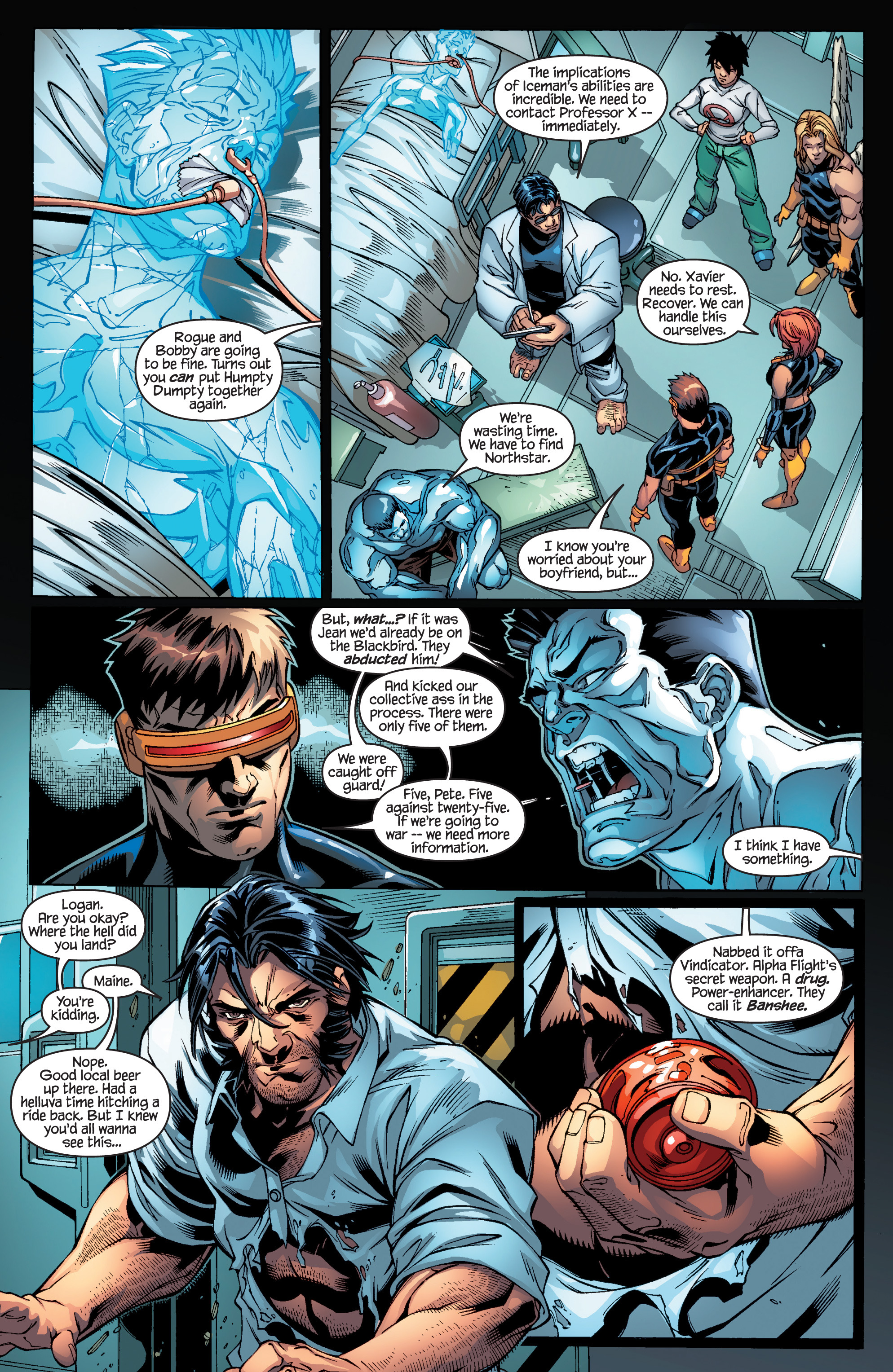 Read online Ultimate X-Men comic -  Issue #94 - 14