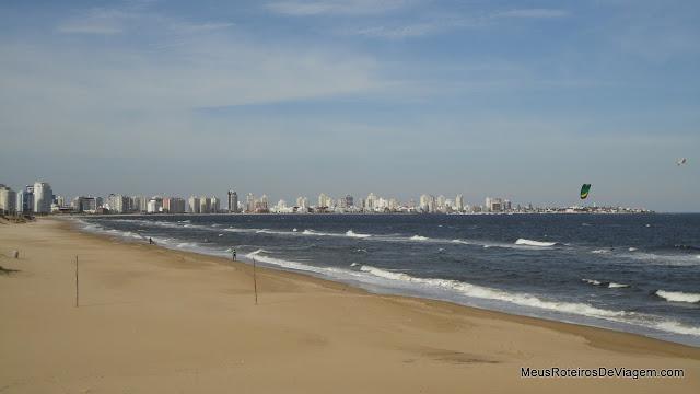 Playa Mansa - Punta del Este, Uruguai