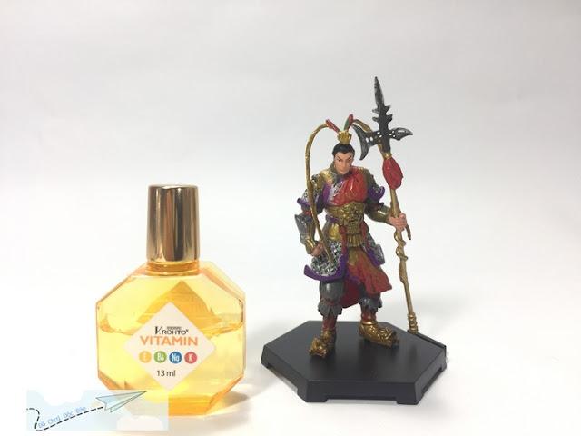 mô hình nhân vật Tam Quốc Chí lữ bố 2