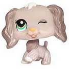 Littlest Pet Shop Seasonal Spaniel (#1373) Pet