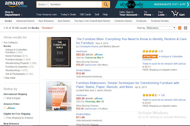 How to use amazon to get wonderful keywords ideas