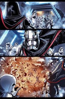 "Reseña de ""Star Wars: Capitana Phasma"" de Kelly Thompson - Planeta Cómic"