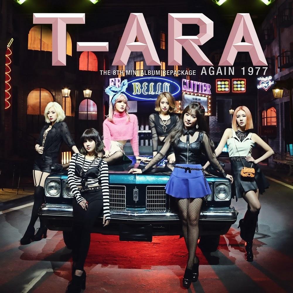 [EP] T-ara – Again 1977 (FLAC)