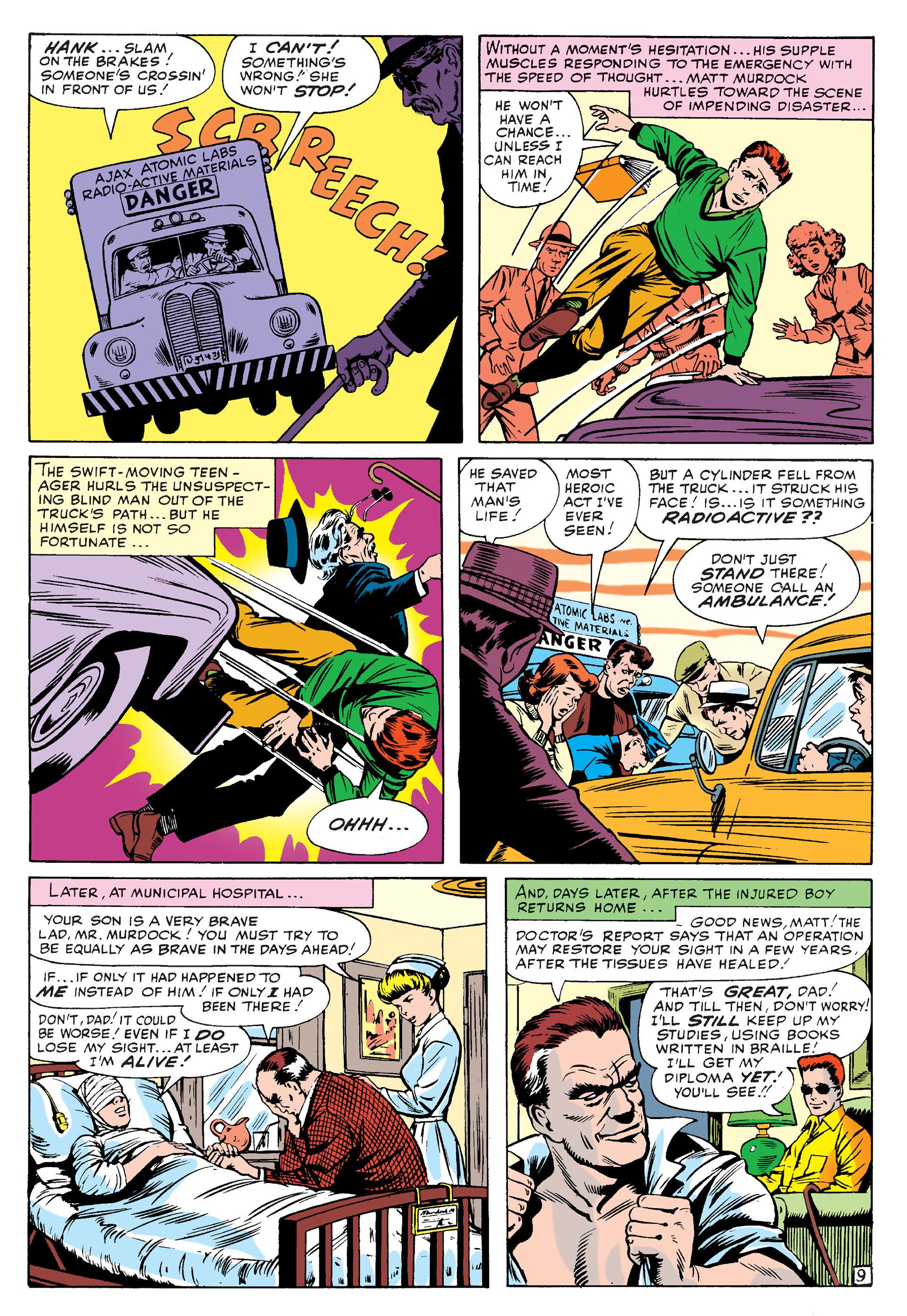 Daredevil (1964) -1 Page 9