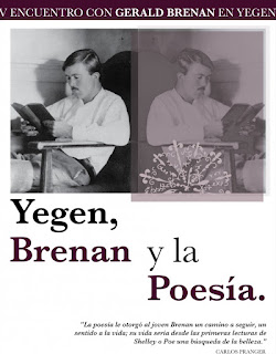 ENCUENTRO CON GERALD BRENAN EN YEGEN: Yegen, Brenan y la Poesía