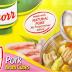Sudah Tular...Kiub Inti Babi Knorr Dijual Di Malaysia?