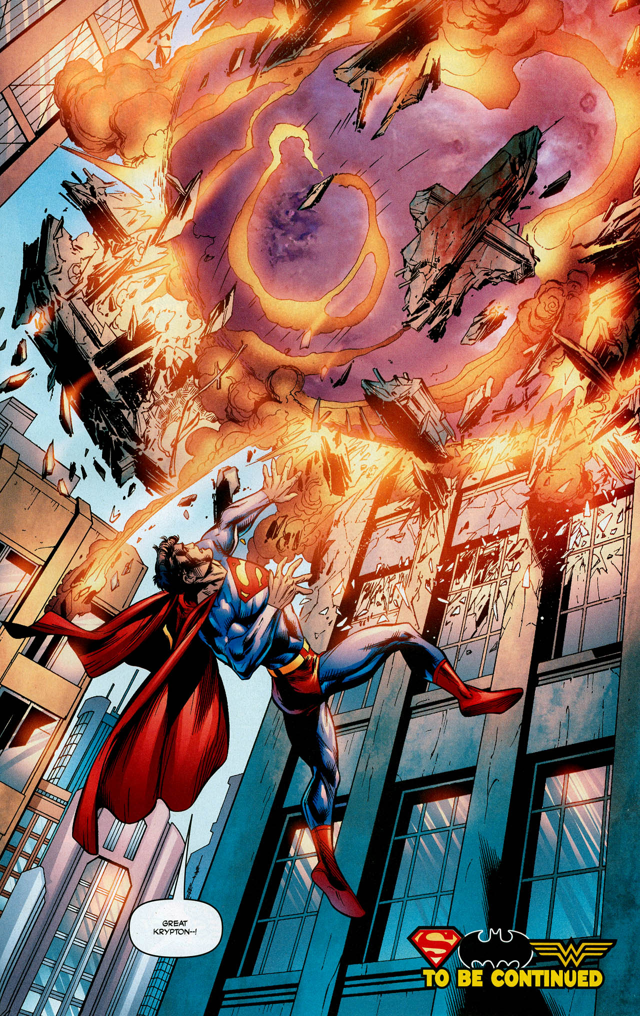 Read online Trinity (2008) comic -  Issue #1 - 22