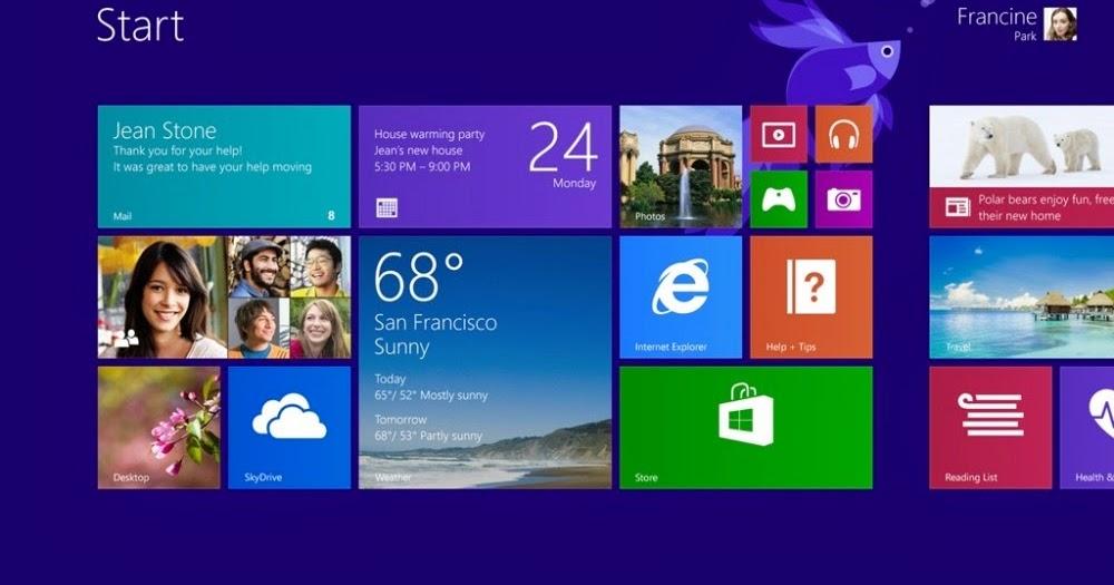 """Pinellus: Windows 8 Schermata """"attendere"""" All'avvio"""