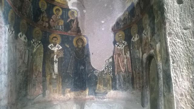 12 havari gümüşler manastırı