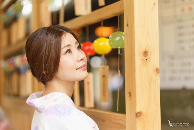 portrait YUKATA @Kawagoe